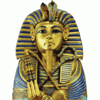 Tutankhamun - The Boy King of Ancient Egypt   - Text and Exercise Sheets