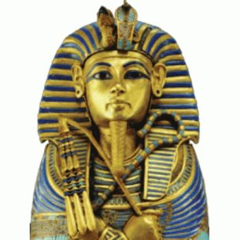 Tutankhamun - The Boy King of Ancient Egypt   - Text and E