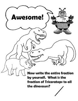Tutor Bug: Friendly Fractions