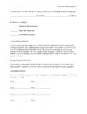 Tutor Contract