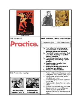 Tutorial - America in the 1920s - The Influence of Arts and Entertainment, Prt 1