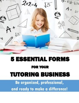 Tutoring Business Forms