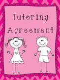 Tutoring Agreement
