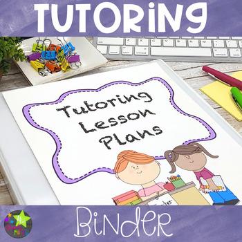 Tutoring Binder