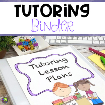 Tutoring Business Binder