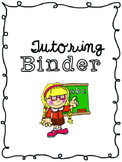 Tutoring Binder