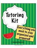 Tutoring Contract Kit
