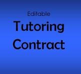 Tutoring Contract