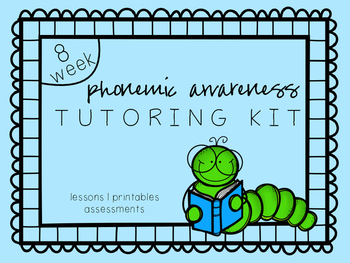 Tutoring Kit | Phonemic Awareness