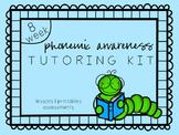 Tutoring Kit | Phonemic Awareness
