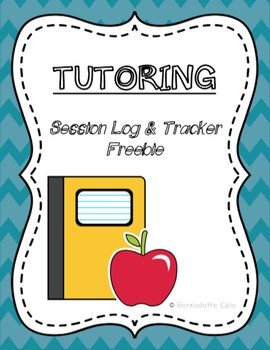 Tutoring Log & Tracker