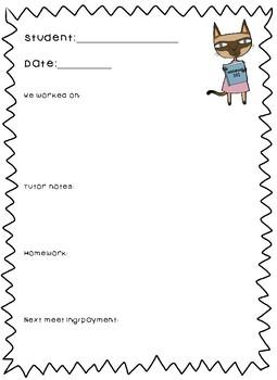 Tutoring Notes Variety Pack