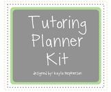 Tutoring Planner Kit