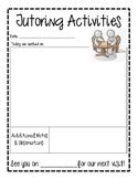 Tutoring Session Documentation Form