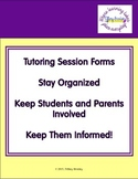 Tutoring Session Forms