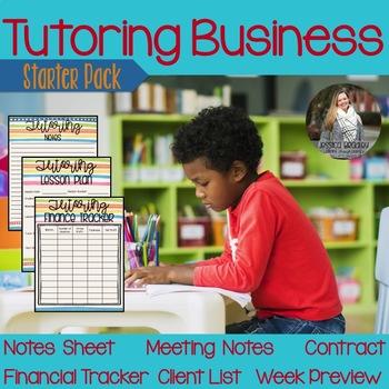Tutoring Starter Kit