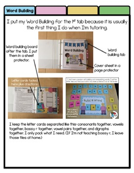 Tutoring Toolkit: Beginning Readers