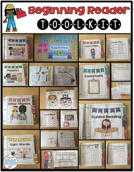 Tutoring Toolkit: Beginning Readers