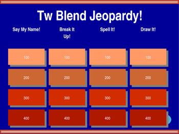 Tw Blend Jeopardy!