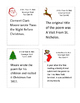 Twas The Night Before Christmas Scavenger Hunt