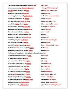 The Night Before Navidad (A Spanglish Poem)