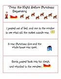 Twas the Night Before Christmas A Sequencing Activity