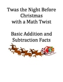 Twas the Night Before Christmas Basic Addition and Subtrac