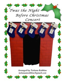 Twas the Night Before Christmas Concert (Full Program)