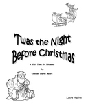 Twas the Night Before Christmas Story Unit