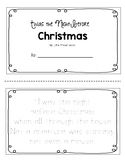 Twas the Night Before Christmas Tracer Booklet