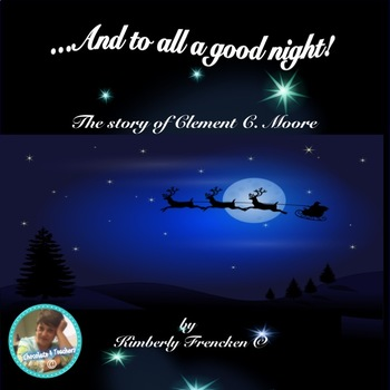 Twas the Night Before Christmas- non-fiction passages & printables