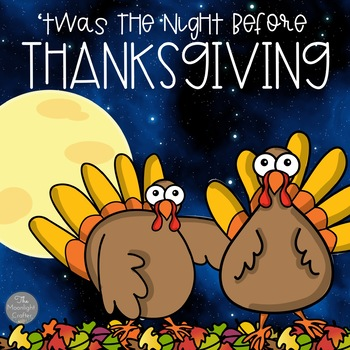 Twas the Night Before Thanksgiving Book Companion