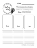 """'Twas the Night Before Thanksgiving"" Worksheet"