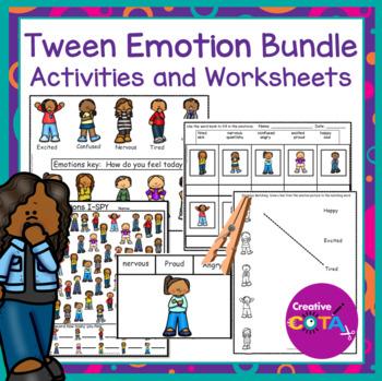 Tween Emotions Bundle