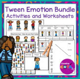 Tween Emotions Set