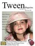 Tween Magazine for Girls Ages 9 to 14