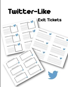 Tweet Exit Tickets