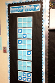 Tweet Me Exit Ticket Wall Headings