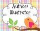 Tweet Tweet! Bird Theme Focus Board Headers