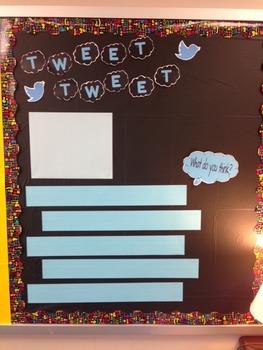 Tweet Tweet Response Bulletin Board