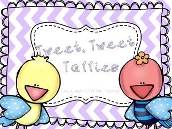 Tweet, Tweet Tallies