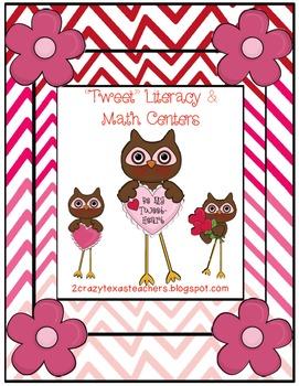 Tweet Valentines Centers