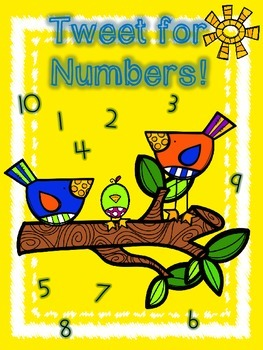 Tweet for Numbers!