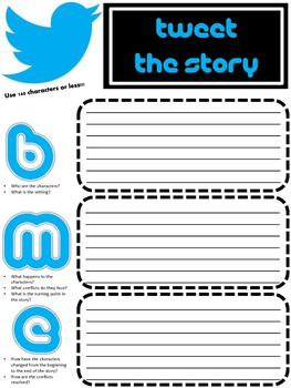 Tweet the Story from BME