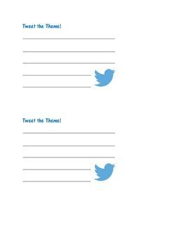 Tweet the Theme