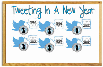 Tweeting In A New Year