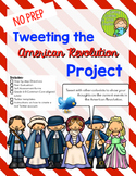Tweeting the American Revolution Project