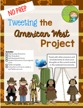 Tweeting the American West Project