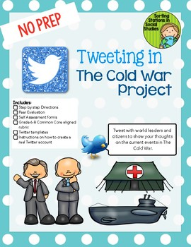Tweeting the Cold War Project