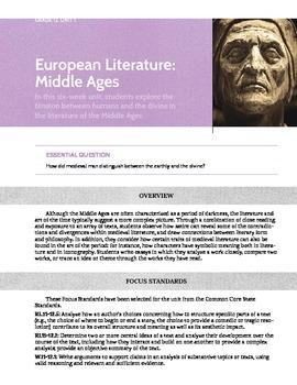 Twelfth (12th) Grade Common Core Curriculum Maps in English Language Arts